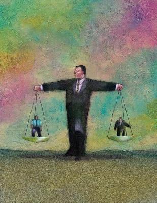 Justice comparaison