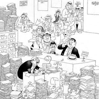 Organisation bureauvratie humour