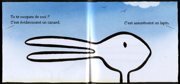 Représentation canard lapin