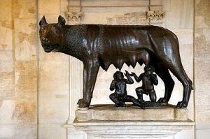 Romus et Rémus nourriture dépendance